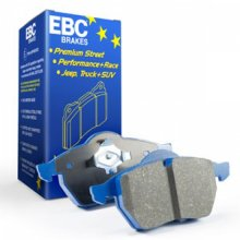 EBC BLUE FRONT Brake Pads for Brembo Model Genesis Coupe
