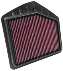 K&N Replacement Panel Air Filter Genesis G90 V8 5.0 2017