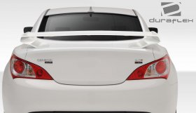 Extreme Dimensions Duraflex RS-1 Rear Wing 2010 - 2013+ Genesis Coupe