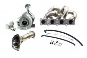 ISR PERFORMANCE EVO 9 20G BOLT-ON TURBO KIT GENESIS COUPE 2.0T 2010 - 2014