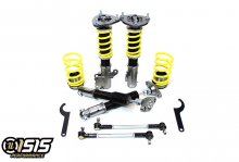ISIS HR PRO SERIES COILOVERS GENESIS COUPE 2010 - 2015