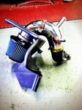 2013+ Genesis Coupe INJEN SP INTAKE 2.0T black or polished