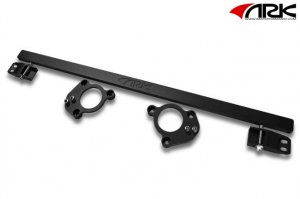 Ark Performance Black Front Strut Bar Brace for Genesis Coupe 2.0T