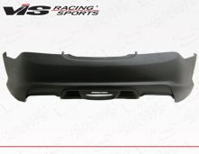 Vis Racing VIP Rear Bumper Genesis Coupe 2010 - 2014