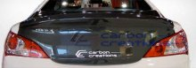 Genesis Coupe Carbon Creations OEM Trunk 2010 - 2016
