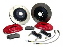 Genesis Coupe StopTech FRONT Big Brake Kit 2010 - 2012