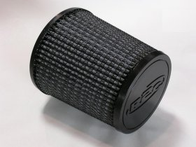 R2C Black Series Race Conical Filters - 3.8 2010 - 2012 Genesis Coupe