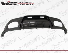 Vis Racing VIP Carbon Fiber Rear Diffuser Genesis Coupe 2010 - 2016