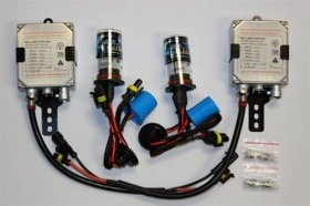 Genesis Coupe Advanced Lighting HID Kit 2010 - 2012