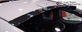 Carbon Creations Hot Wheels Roof Wing Spoiler Genesis Coupe 2010 - 2016