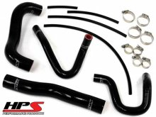 HPS Reinforced Silicone Radiator Coolant & Heater Hose Kit - Genesis Coupe 2013 - 2014