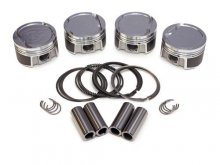 JE Forged Standard Piston Set Genesis Coupe 2.0T