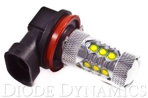 Diode Dynamics Cool White 510 Lumens Fog Light XP80 LEDs Genesis Coupe 2013 - 2016