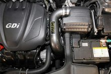 AEM Charcoal Grey Short Ram Intake KIA OPTIMA 2011 - 2014