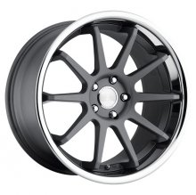 "Genesis Coupe 20"" Concept One CS 10.0 Staggered Wheel Set 2010 - 2012"