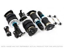 Accuair TWR FRONT & REAR AIR Springs Genesis Coupe 2010