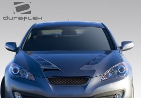 Extreme Dimensions Duraflex RS-1 Hood 2010 - 2012 Genesis Coupe