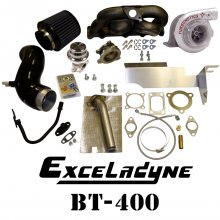 Exceladyne BT-400 Turbo Kit Genesis Coupe 2.0t 2010 - 2014
