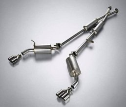 Jun B.L Type R Catback Exhaust Genesis Coupe 3.8 V6 2010 - 2016