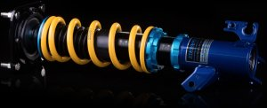 Scale Suspension R1 Coilovers Genesis Coupe 2010 - 2012