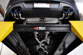 ARK DTS Exhaust System Genesis Coupe 3.8 2010 - 2016