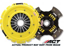 ACT Race 4 Sprung Clutch Kit Race Sprung 4 Pad 2.0T Genesis Coupe 2010 - 2012