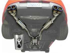 Genesis Coupe Injen 3.8L SES Exhaust System 2010 - 2012