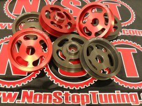 Genesis Coupe Non stop tuning Crank Pulley for 3.8 2010 - 2012