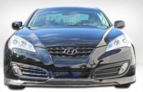 Genesis Coupe Carbon Creations SX-R Front Lip 2010 - 2012