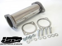 ISIS STAINLESS STEEL TEST PIPE FOR 2.0T 2010 - 2014 GENESIS COUPE