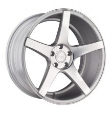 "20"" Avant Garde Satin Silver M550 Wheels - SET"