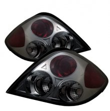 Hyundai Tiburon 03-05 Altezza Tail Lights - Smoke
