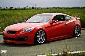 M&S Carart Sideliners Genesis Coupe 2010 - 2016