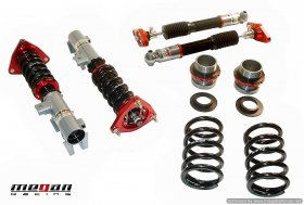 Genesis Coupe Megan Racing Street Series Coilovers 2010 - 2012