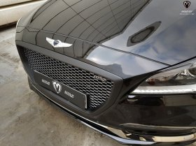M&S ABS Plastic MATTE OR GLOSS BLACK Grille Genesis G80 2018+