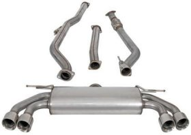 AEM Cat-Back Exhaust for 2.0T Genesis Coupe 2010 - 2014