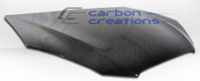 Genesis Coupe Carbon Creations OEM Hood in CF 2010 - 2012