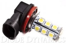 Diode Dynamics Cool 270 Lumens White Fog Light HP8 LEDs 2013 - 2014 Genesis Coupe