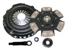 COMPETITION CLUTCH STAGE 4 6-PAD CERAMIC CLUTCH KIT & ULTRA LIGHTWEIGHT FLYWHEEL GENESIS COUPE 3.8 2013 - 2016