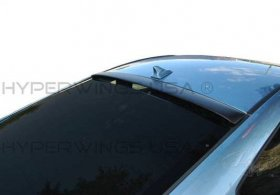 Genesis Coupe Type 3 Roof Spoiler 2010 - 2013