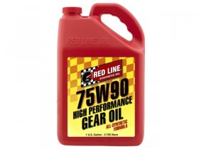 Redline Synthetic 75W90 Differential Gear Oil - Gallon