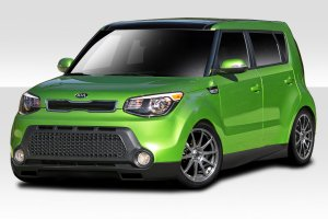 Duraflex Racer Body Kit - 4 Piece Kia Soul 2015-2016