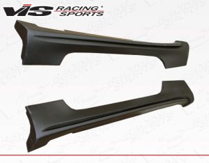 Vis Racing VIP Side Skirts Genesis Coupe 2010 - 2016