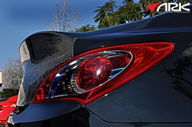 ARK Performance C-FX Carbon Fiber Trunk 2010 - 2016 Genesis Coupe