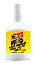 Redline MT-85 Synthetic Manual Transmission Oil - Quart