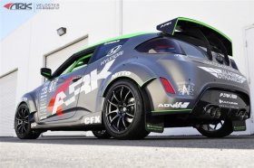 ARK PERFORMANCE C-FX Wide Body Kit HYUNDAI VELOSTER 2012+