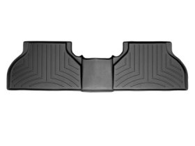 WeatherTech Rear FloorLiner - Black Kia Sorento 2016+