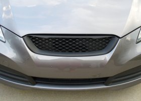 M&S type D Grill Genesis Coupe 2010 - 2012
