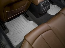 WeatherTech Rear FloorLiner- Grey Kia Optima 2011+