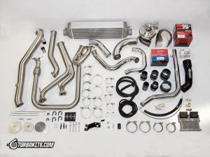 TurboKits Single Turbo Kit 3.8 GDI 2013 - 2015 Genesis Coupe